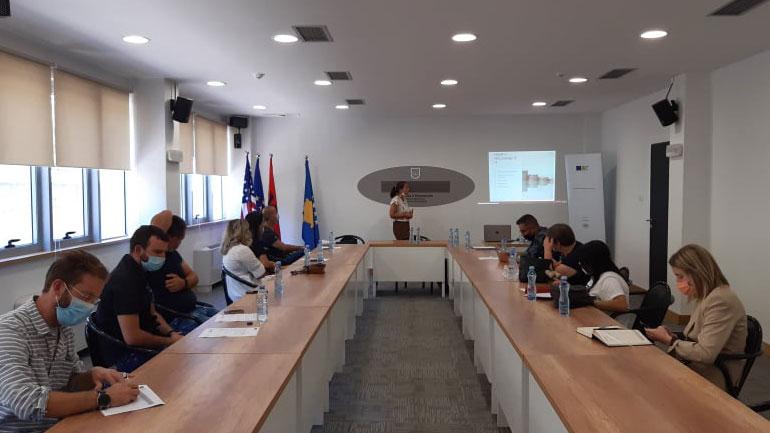 Trajnim mbi rolin e medieve dhe shoqërisë civile në monitorimin e prokurimit publik