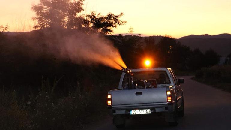 Sot fillon dezinsektimi hapësinor në Komunën e Kamenicës