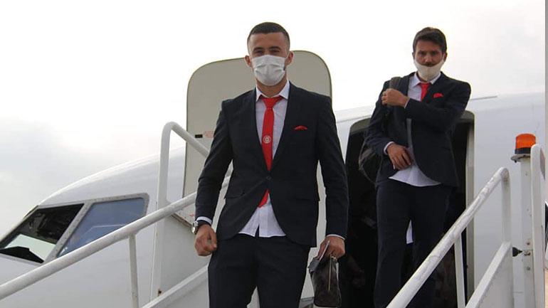 """Gjilani """"zbarkon"""" në San Marino, gati për ndeshjen debutuese në Europa Ligë"""