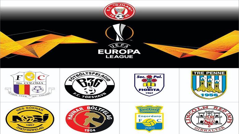 SC Gjilani të dielën e mëson kundërshtarin e raundit parakualifikues në Europa Ligë