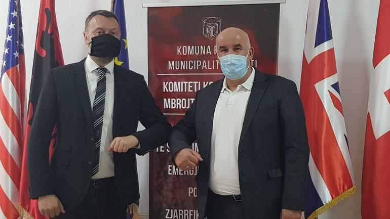 """Ministri Abrashi thotë se kyçja në autostradën """"Arbër Xhaferi"""" përmes Gërlicës është prioritet i prioriteve!"""