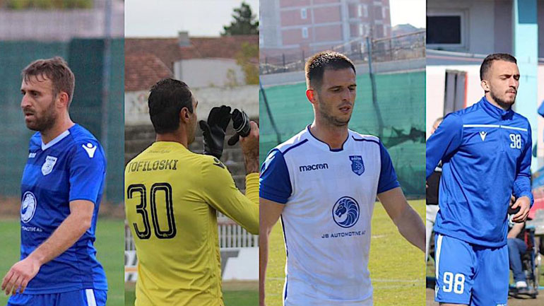 FC Drita përfundon bashkëpunimin me disa prej lojtarëve