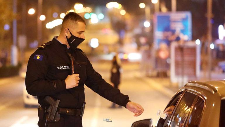 Policia: Brenda 24 orëve, 31 aksidente dhe 642 gjoba trafiku