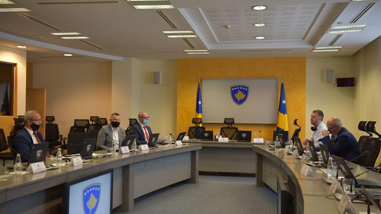 Dy projekte të rëndësishme infrastrukturore marrin miratimin nga Trupa Drejtuese Ndërministrore
