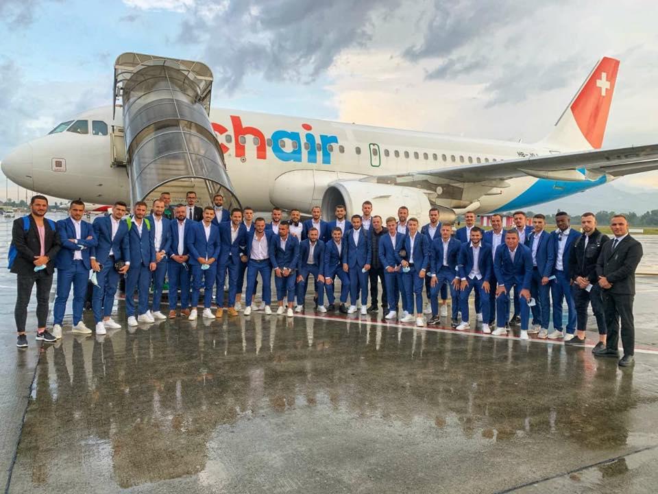 Drita arrin në Poloni, gati për ndeshjen e madhe evropiane