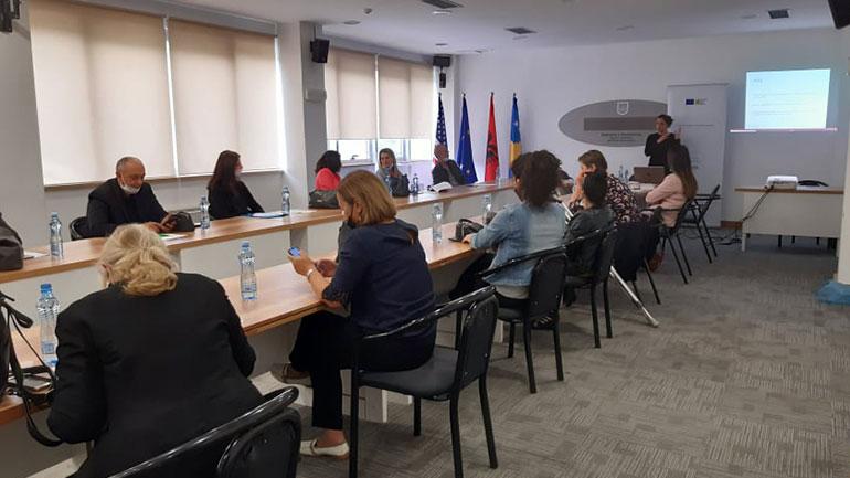 Punëtori me anëtarët e Shoqërisë Civile lidhur me teknikat e monitorimit të prokurimit publik