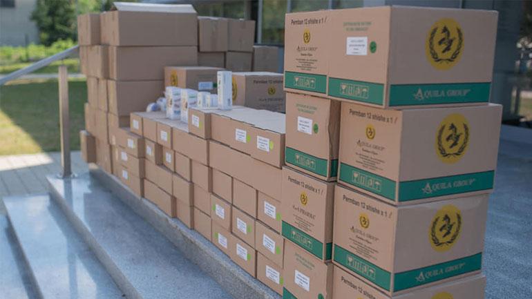 """""""LDS Charities"""" dhuron donacion për shkollat e Kamenicës"""