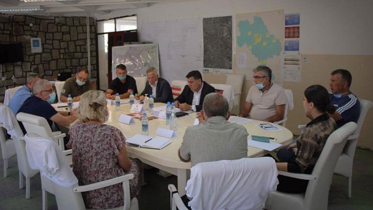 Haziri: Fatmirësisht ka një rënie të infeksionit dhe rritje të të shëruarve në Gjilan