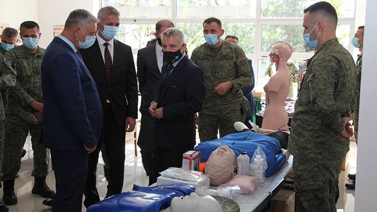 Gjermania jep donacion të rëndësishëm për FSK-në