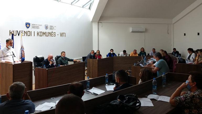 Kuvendi Komunal i Vitisë aprovoi propozimin për shfrytëzim të rezervës në kategorinë ekonomike