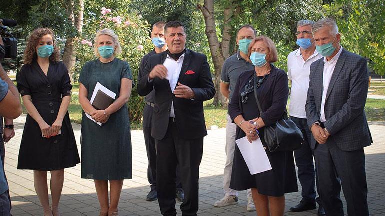 Haziri: Në Gjilanit sot janë shëruar 20 pacientë nga virusi Covid-19