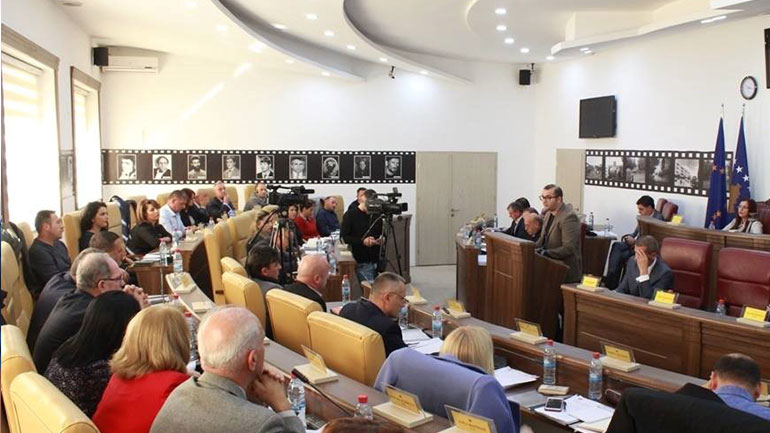 Kuvendi i Gjilanit miraton buxhetin 2021 pa votat e opozitës