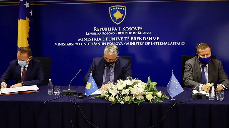 U nënshkrua marrëveshja në mes të Republikës së Kosovës dhe Qendrës Evropiane për Monitorimin e Drogës dhe Varësisë nga Droga