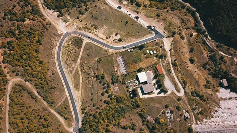 Hidromorava falënderon kryetarin Haziri për asfaltimin e rrugës deri te Penda Akumuluese në Përlepnicë