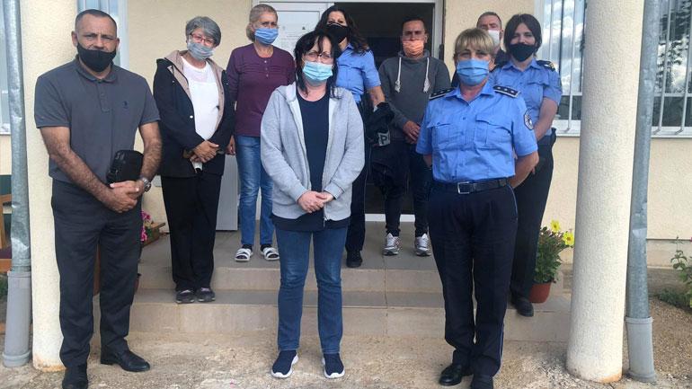 Mahmuti: Policia e Kosovës gjithmonë e përkushtuar për t'i shërbyer dhe ndihmuar qytetarët