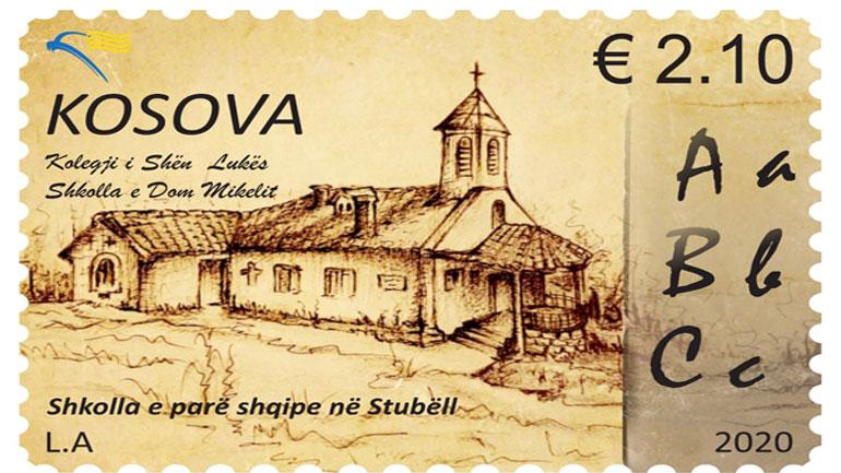 """Pulla postare """"Shkolla e parë shqipe në Stubëll"""""""