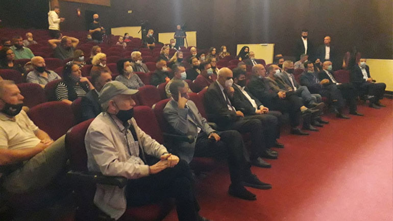Në Gjilan shënohet 20-vjetori i themelimit të Shoqatës së të Verbërve