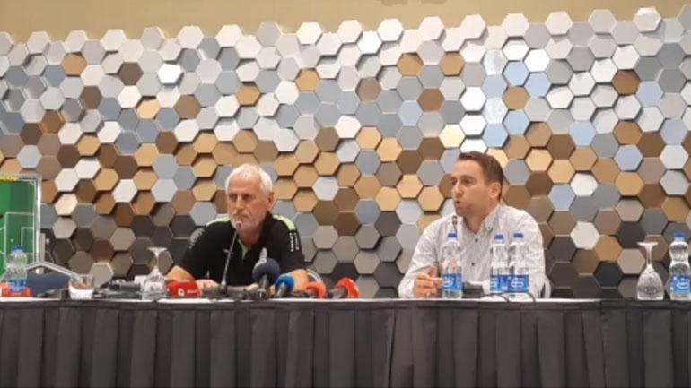 Challandes kërkon përkrahje për ekipin kombëtar para sfidës me Maqedoninë e Veriut