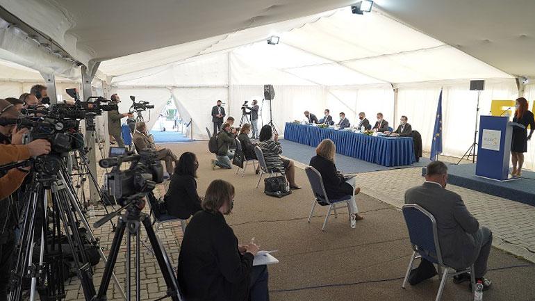 EULEX prezanton raportin e tij publik të parë për Monitorimin e Drejtësisë