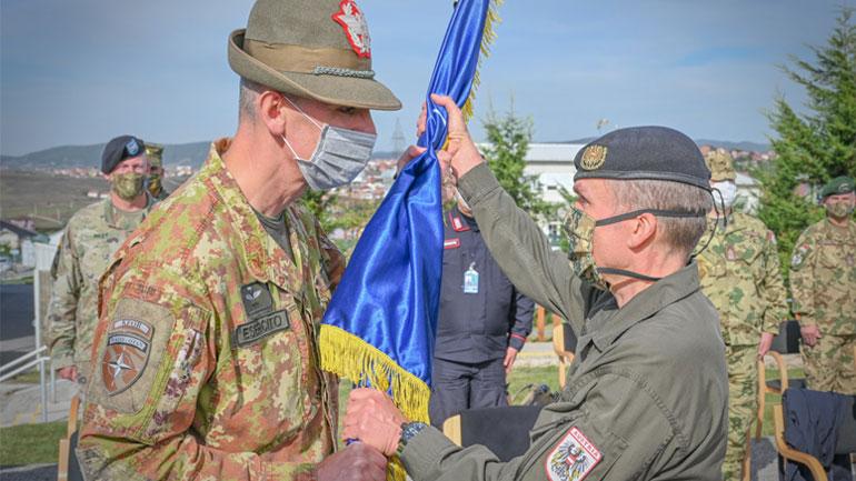 Gjeneral brigade Guenter Schoepf zëvendëskomandant i ri i KFOR-it
