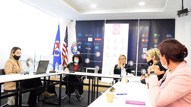 Oda Amerikane publikon studimin mbi ndikimin e COVID-19 në ndërmarrjet në pronësi të grave në Kosovë