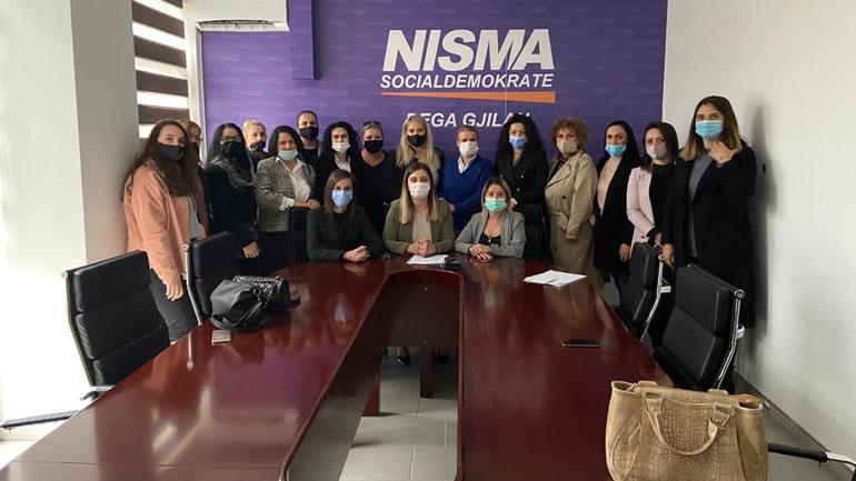 Mimoza Kadriu – Qerimi në krye të Forumit të Gruas të Nisma Socialdemorkate në Gjilan