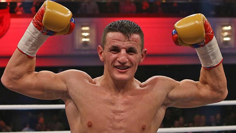 WBA: Krasniqi kampion i parë botëror i lindur në Kosovë