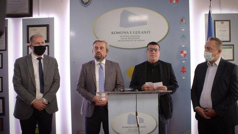 Kryetari Haziri pret ministrin Kervan, flasin për realizimin e projekteve të përbashkëta