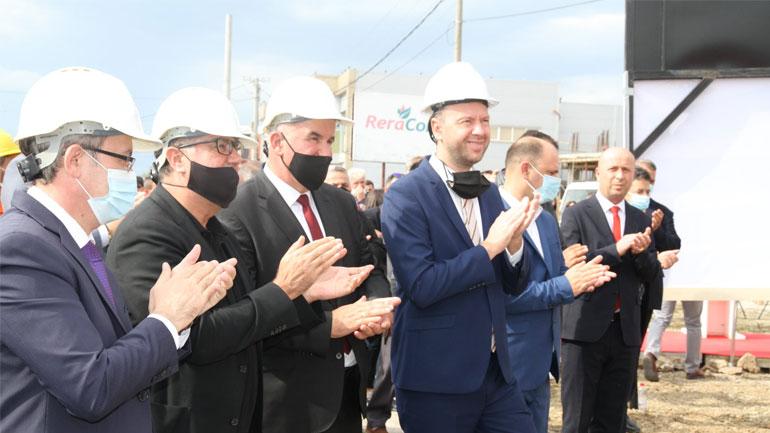 Nisin punimet në rehabilitimin dhe zgjerimin e rrugës Kllokot-Gjilan