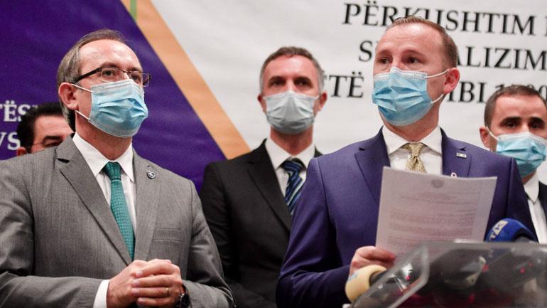 Hoti: Pranimi i specializantëve të rinj është hapi më i madh që është bërë në shëndetësi