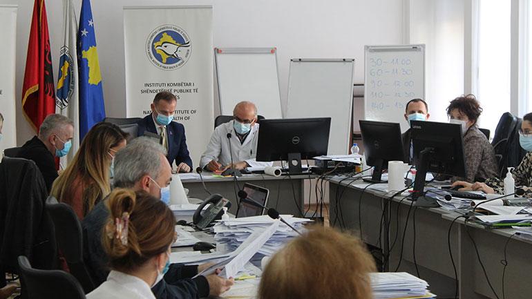 Miratohet Plani për parandalim dhe kontroll të Covid-19