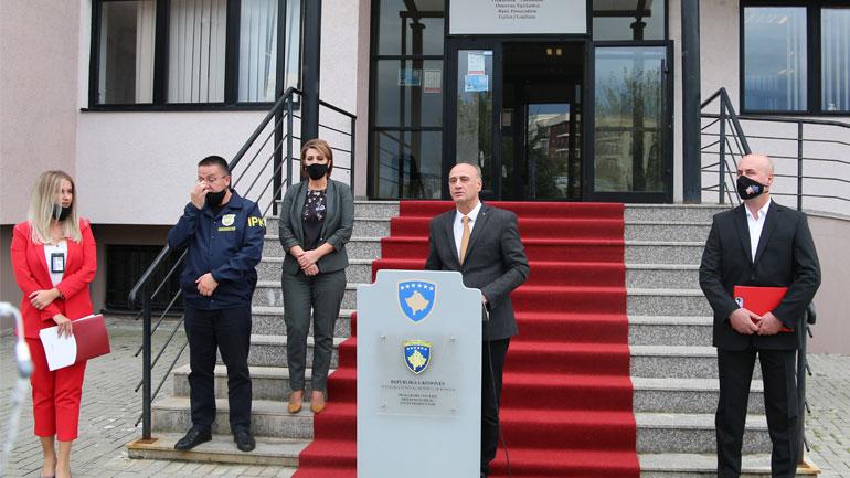 Arrestohen 22 persona të dyshuar për përfshirje në aktivitete kriminale