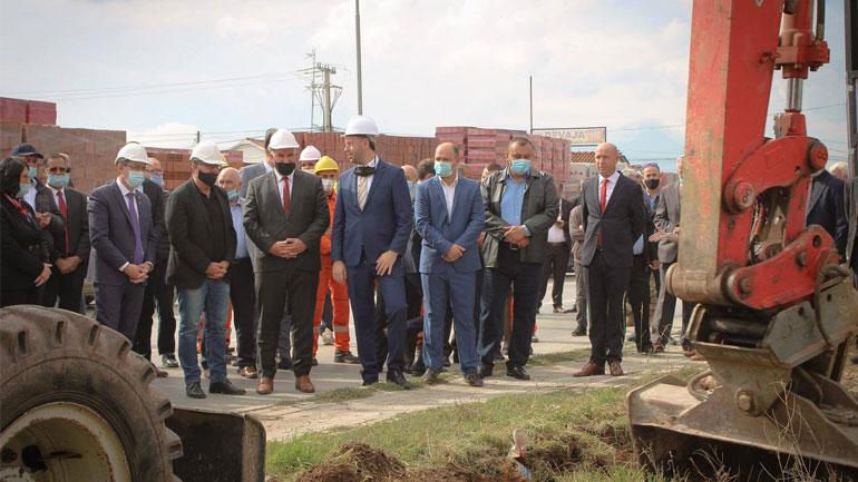 Haziri: Ndërtimi i rrugës Kllokot-Gjilan, i jep dimension zhvillimor Anamoravës
