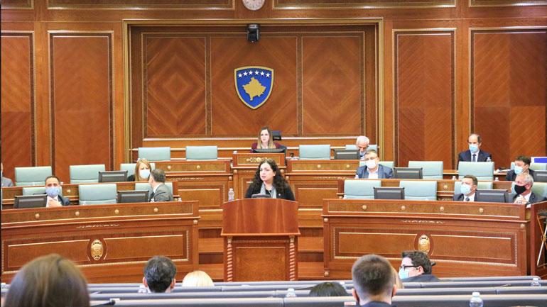 Kuvendi miratoi në parim Projektligjin për rimëkëmbjen ekonomike