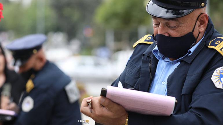 +832 gjoba në bazë të ligjit për pandeminë, + 1 mijë e 176 gjoba trafiku