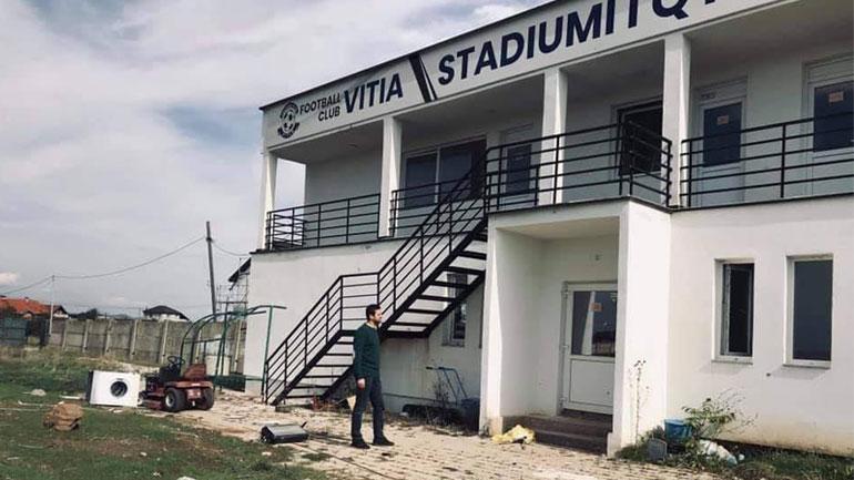 Reagon Lala me rastin e dëmtimit të stadiumit të qytetit të Vitisë