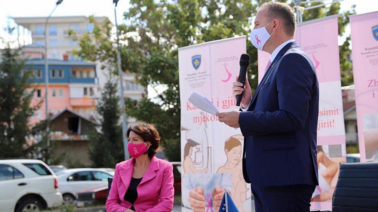 Zemaj: Asnjë nënë, grua apo motër, nuk guxojmë ta lëmë vetëm në luftën kundër kancerit