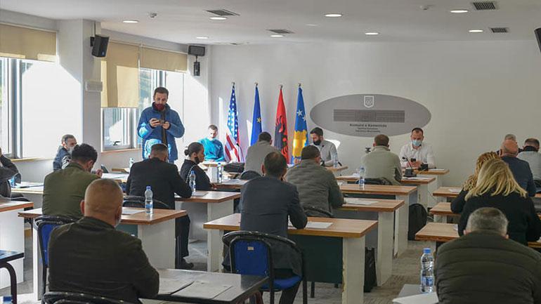 Kuvendi Komunal i Kamenicës ka mbajtur mbledhjen e nëntë të rregullt