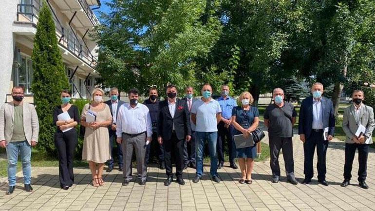Komiteti i Gjilanit apelon qytetarët dhe subjektet afariste që t'i respektojnë vendimet shtetërore për ruajtjen e shëndetit publik