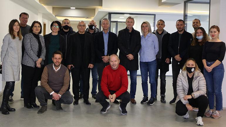Thierry Favre: Mbështetja e UEFA-s për projektet e FFK-së do të vazhdojë edhe në të ardhmen