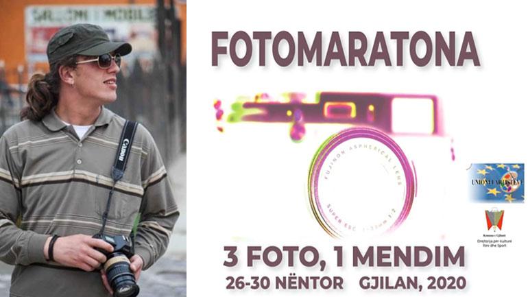 """Në Gjilan do të mbahet """"Fotomaratona – Tri foto një mendim"""""""