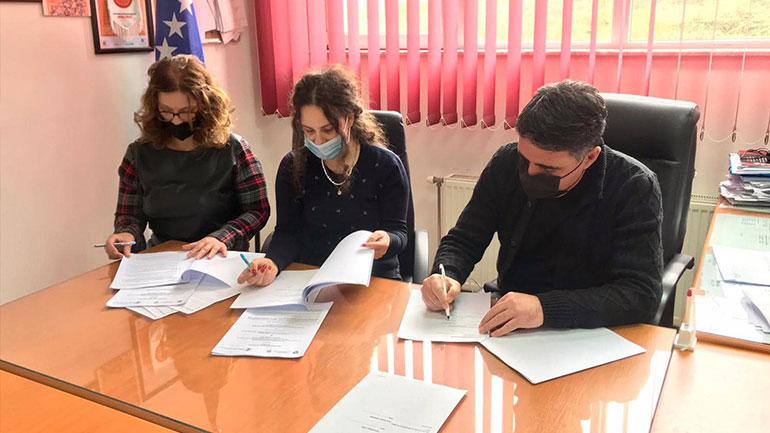 DKA me marrëveshje partneriteti me Save the Children International