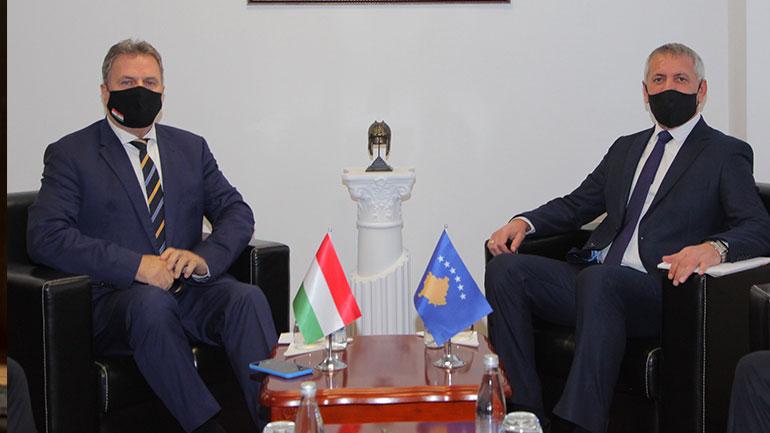 Hungaria do të vazhdojë ta mbështesë FSK-në