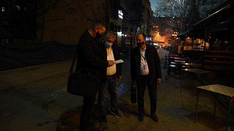 Inspektorët e tregut në inspektim edhe gjatë natës