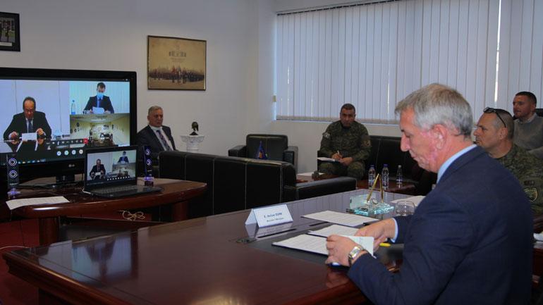 Ministri Quni mori pjesë në Konferencën e Kartës së Adriatikut, A5-SHBA