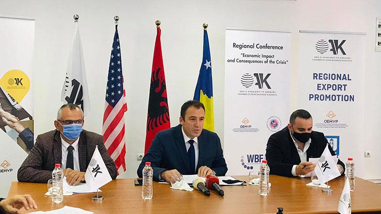 OAK kundërshton masat e vendosura nga Qeveria e Kosovës