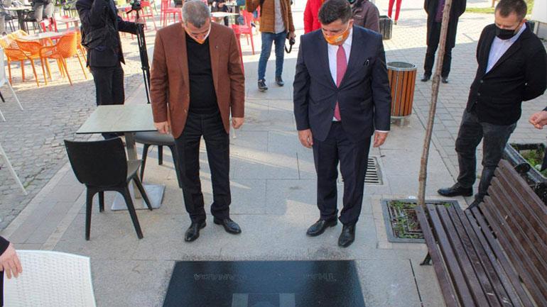 Në Çarshinë e Gilanit vendosen pllakat falënderuese për SHBA, Britaninë, Zvicrën, Kanadanë…