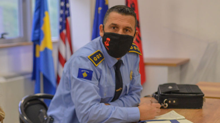 Policia shqipton 62 tiketa për mosrespektim të rregullave anticovid në Kamenicë