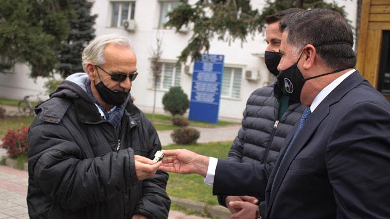 Në Gjilan inaugurohet shtëpia mobile e librit ABC