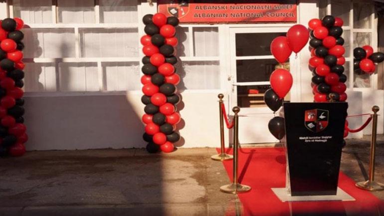 Cakaj: Për herë të parë në Medvegjë hapet zyra e Këshillit Kombëtar Shqiptar